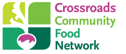 logo for Takoma Crossroads Community Food Network