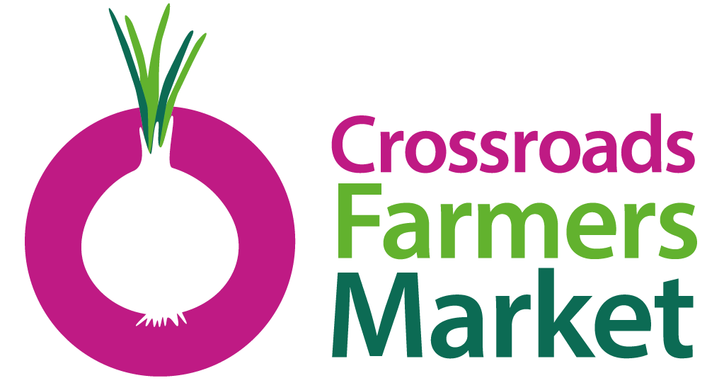 Crossroads Farmers Market Takoma Park Maryland logo Maryland eWIC Women Infants and Children nutrition program WIC FMNP