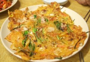 Jeon Veggie Pancake